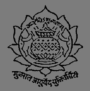 Logo_GujaratAyurvedaUniversity_sw-300dpi Kopie